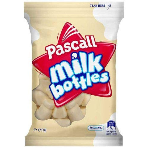 Pascall Milk Bottles Family Pack - 170g