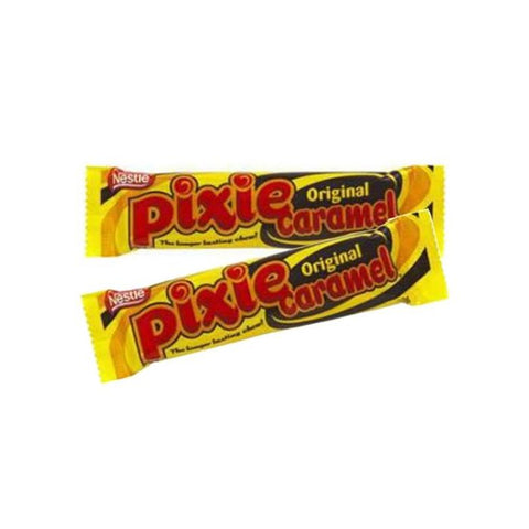 Nestle Chocolate Bar Pixie Caramel 50g