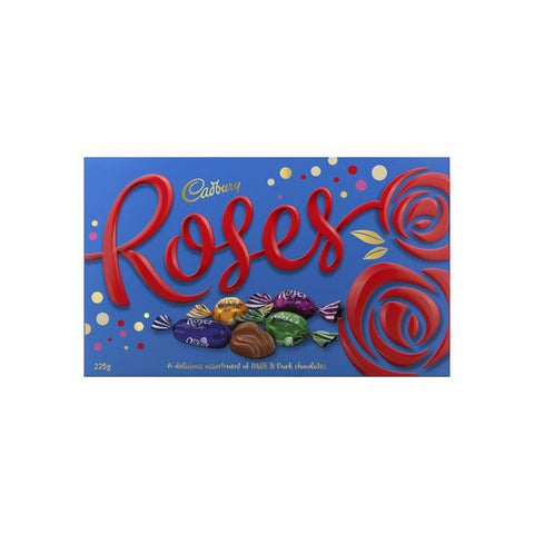 Cadbury Chocolates Roses 225g