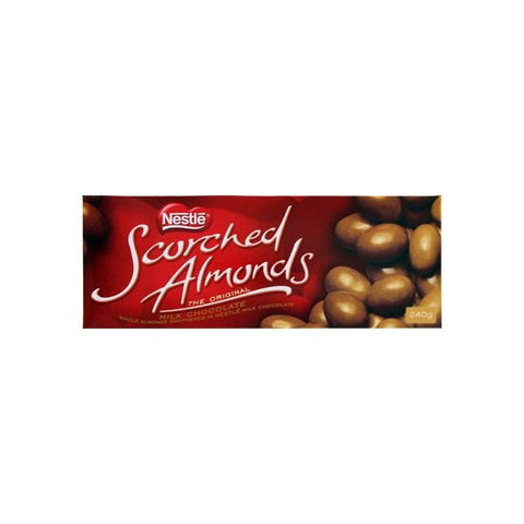 Nestle Scorched Almonds Original 240g