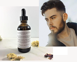 Organic Beard Oil-Chemical Free/ Butter Me Up Organics