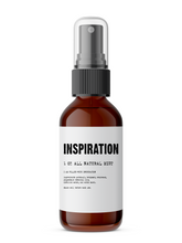 Load image into Gallery viewer, Inspiration - Meditation/Body Mist - Made with All Natural Ingredients