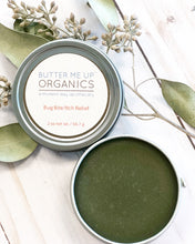 Load image into Gallery viewer, Organic Anti Itch Bug Cream/ Butter Me Up Organics
