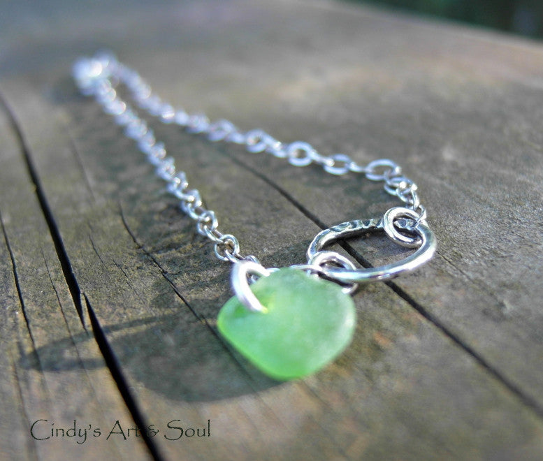 products on boho hawaiian hawaii seaglass anklet wanelo glass beach best sea jewelry from shop
