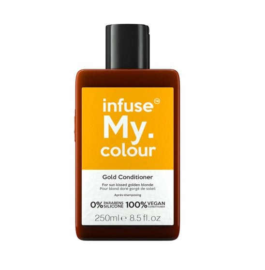 infuse My. colour™ - Gold Conditioner
