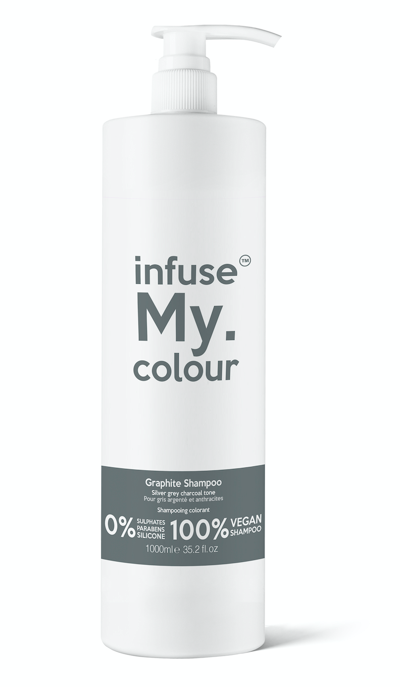 Infuse My. Colour™ – Graphite Shampoo