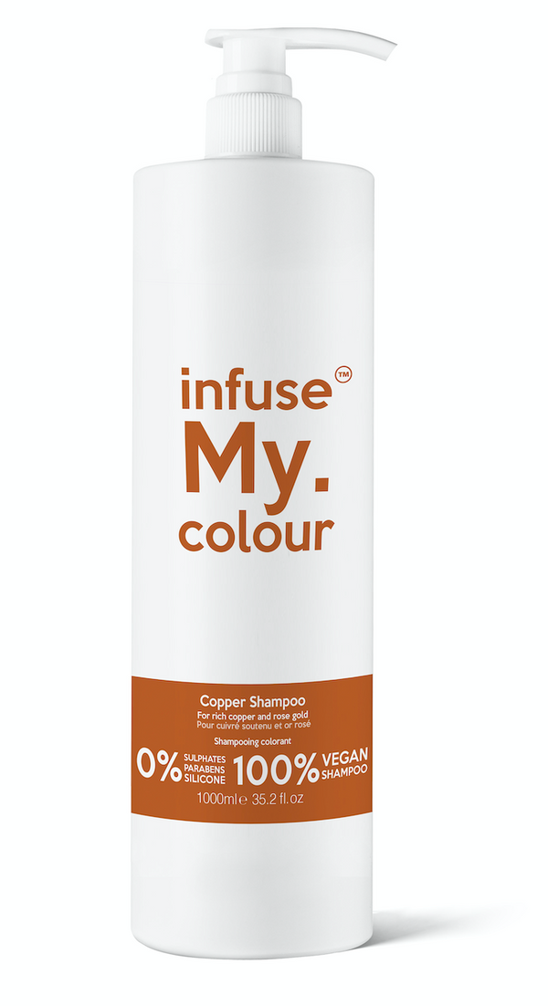 Infuse My. Colour™ – Copper Shampoo