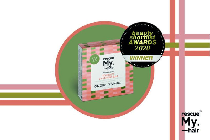 Rescue My.Hair™ HYDRATE Shampoo Bar