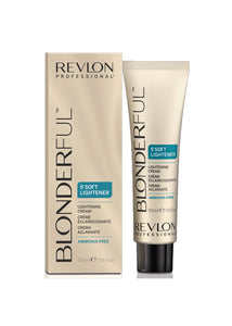 REVLON® BLONDERFUL SOFT LIGHTENER CREAM