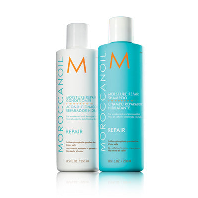 MOROCCANOIL® Repair Shampoo + Conditioner