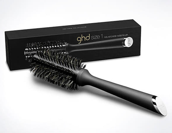 ghd Natural Bristle Radial Brush – Größe 1