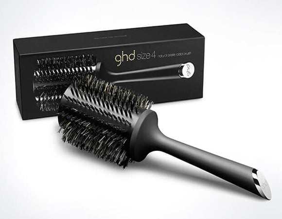 ghd Natural Bristle Radial Brush – Größe 4