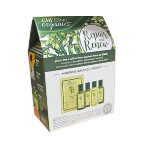 CHI® Olive Organics Repair & Renew Kit