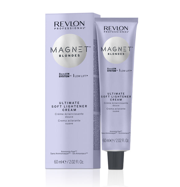 REVLON® Magnet Blondes Ultimate Soft Lightener Cream