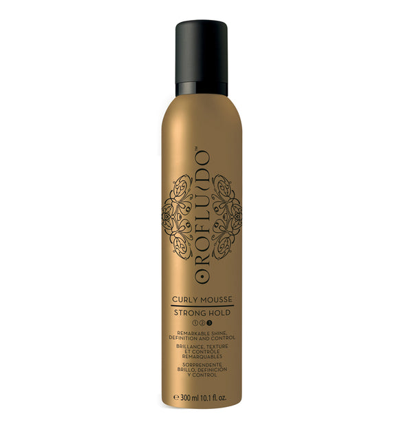 REVLON® Orofluido™ Styling Curly Mousse