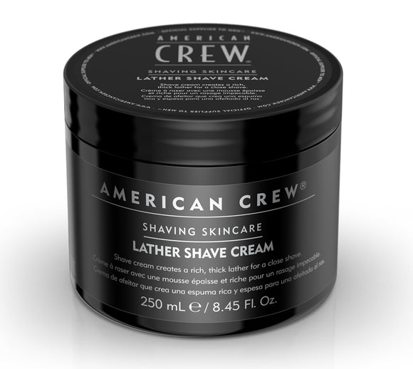AMERICAN CREW® Lather Shave Cream