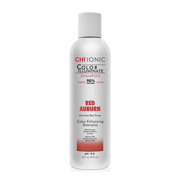 CHI® Color Illuminate Shampoo Red Auburn