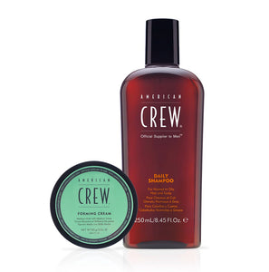 AMERICAN CREW® Daily Shampoo + Forming Cream