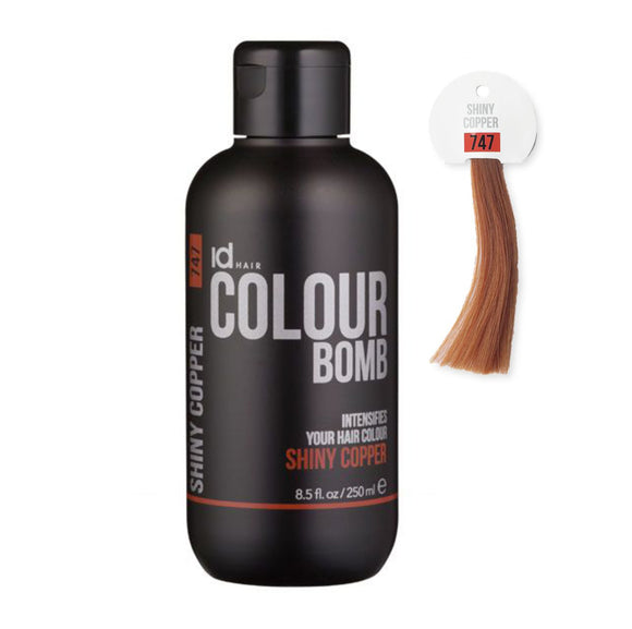 id Hair Colour Bomb Shiny Copper Nr. 747