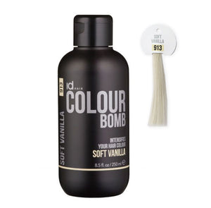 id Hair Colour Bomb Soft Vanilla Nr. 913