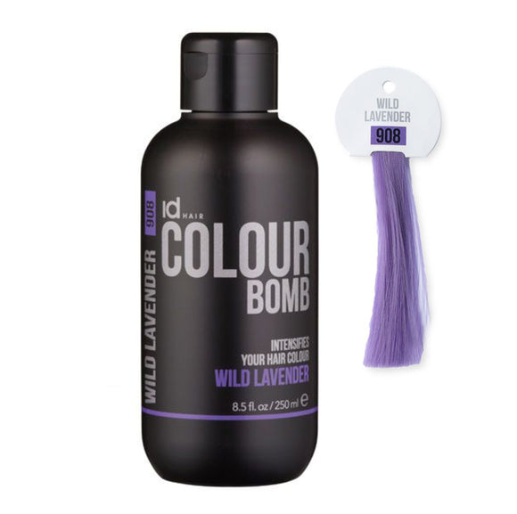 id Hair Colour Bomb Wild Lavender Nr. 908