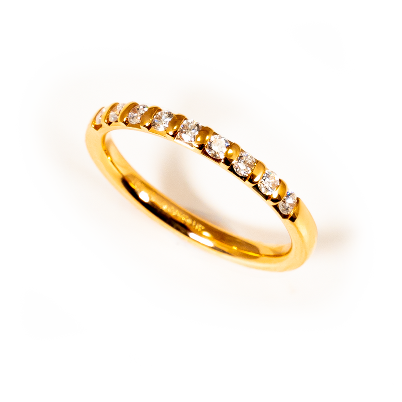 Memoire Ring Rose Gold