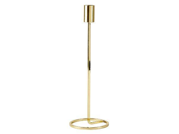 CANDELABRO DORADO GRANDE - CARMAN Showroom