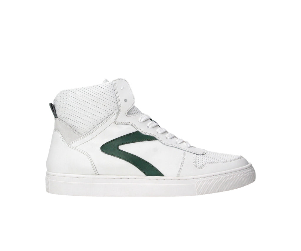 Leder Damen Sneaker High
