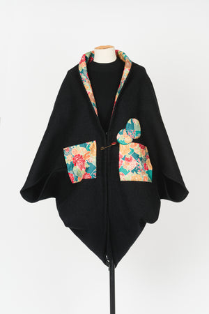 Cape Manteau Yuka