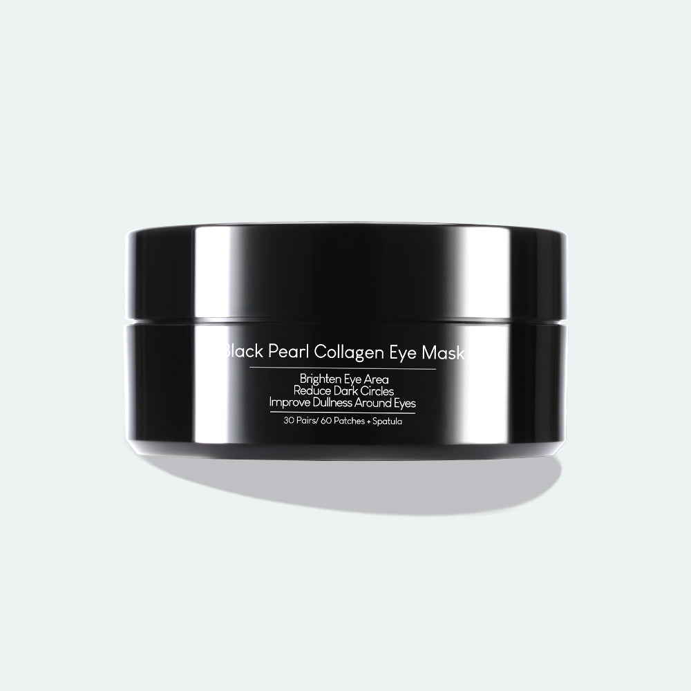 Black Pearl Collagen Eye Mask