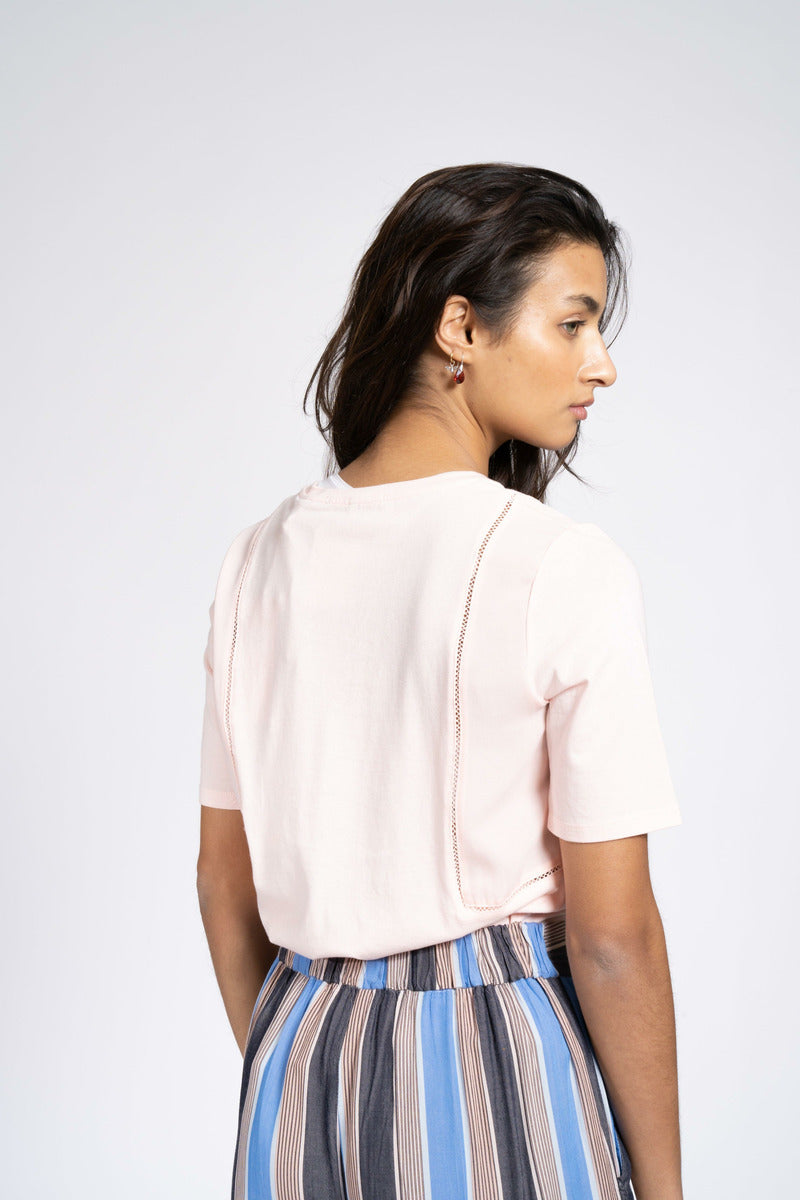 T-Shirt Light Rosa