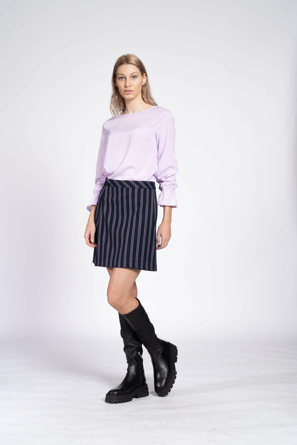 Bluse Lilac