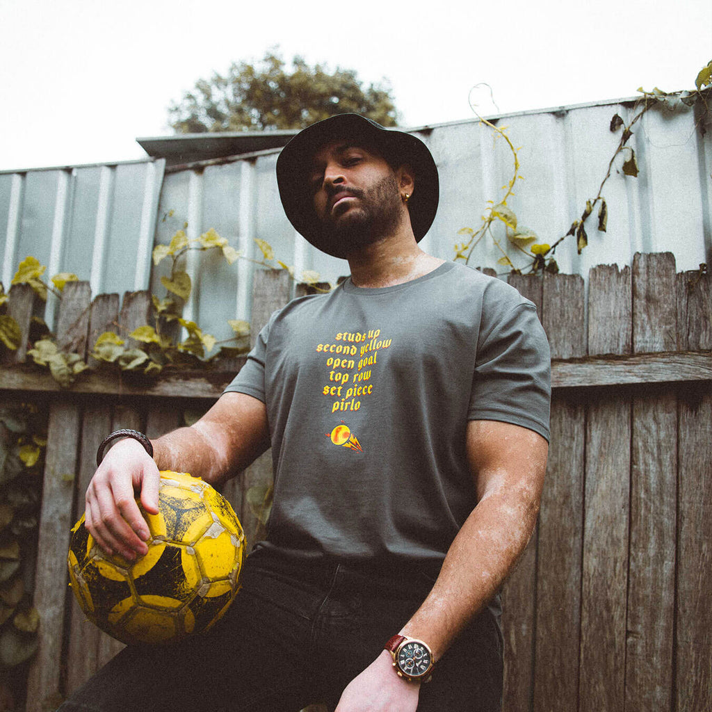 sunday league football soccer tee 1