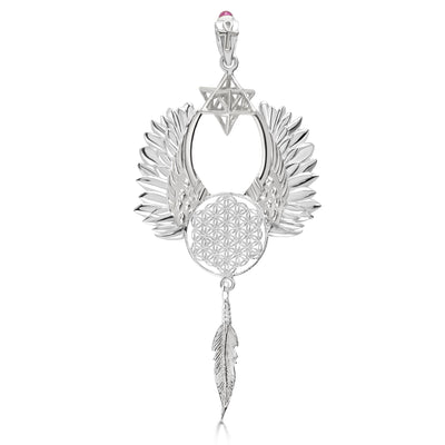 Angel Star Pendant
