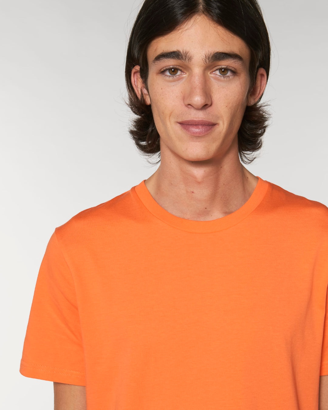The Green Tee - sustainable, vegan and plastic free t-shirt - colour: orange