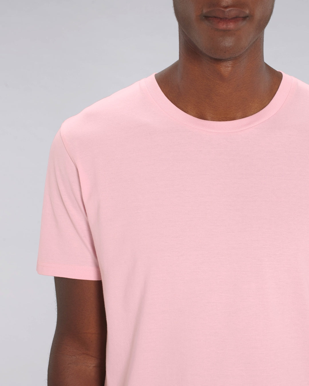 The Green Tee - sustainable, vegan and plastic free t-shirt - colour: pink