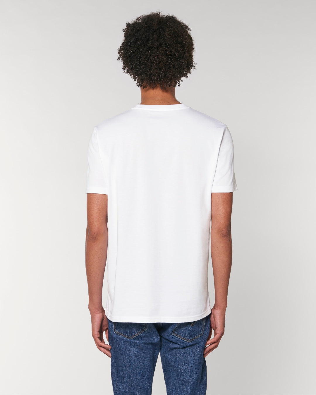 The Green Tee - sustainable, vegan and plastic free t-shirt - colour: white