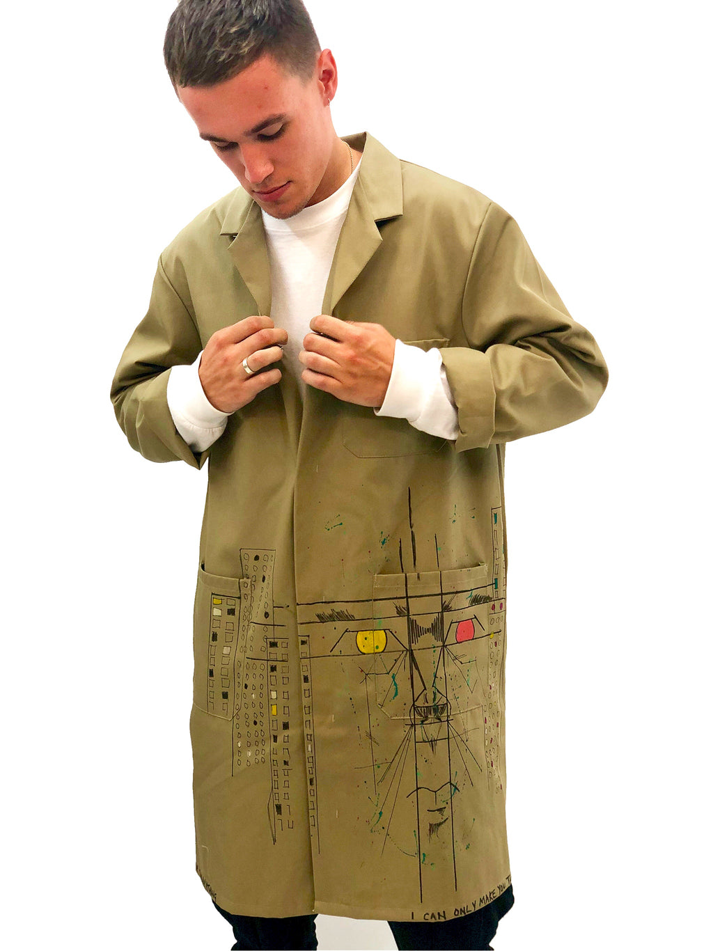 Metropolitan Man - Work Wear Coat - Foodi
