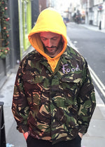 Electric Ladyland - Camo Jacket - Foodi
