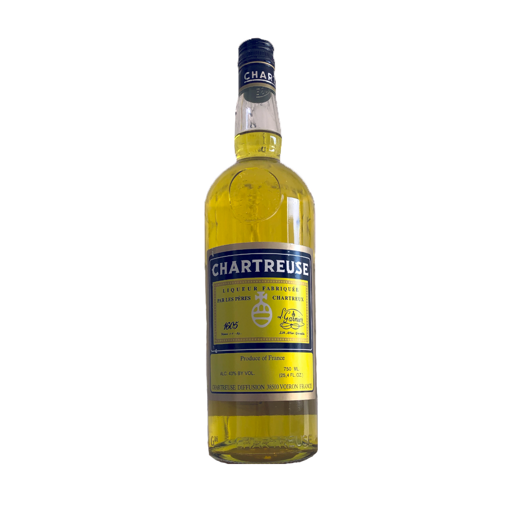 BOTTLES | YELLOW  CHARTREUSE