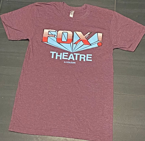 Fox Beatles-inspired T-Shirt - Purple Unisex