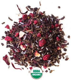 Rishi Tea Pu-erh Bordeaux, 1 Pound