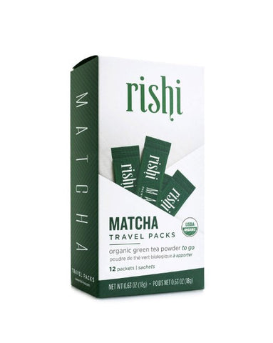 Rishi Tea Matcha Green Tea Powder, New 20 Pack!