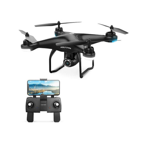 Holy Stone Drone GPS 2.4GHz 1080P FPV Follow Me - Localiza-me