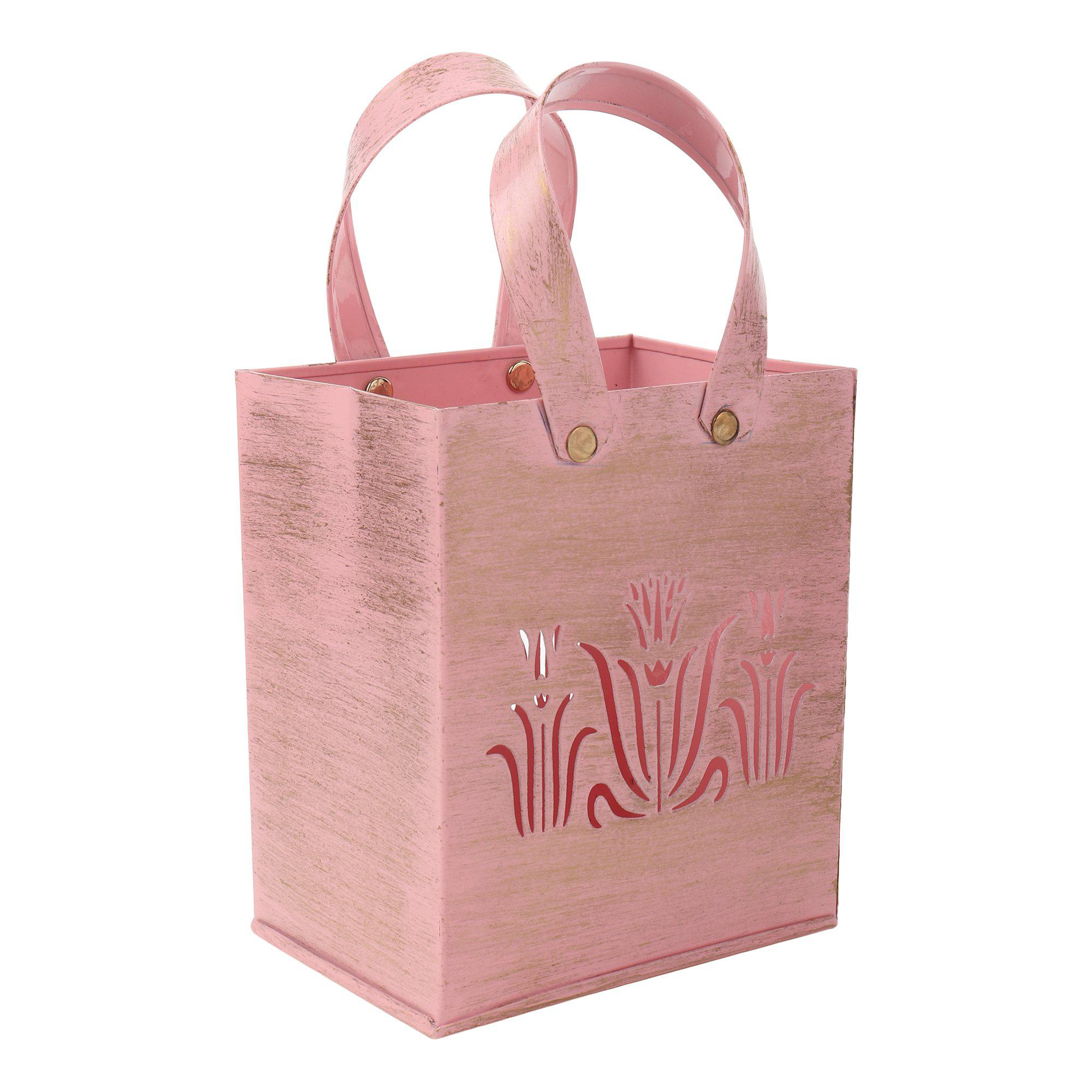 Gift Hamper In Designer Carry Bag