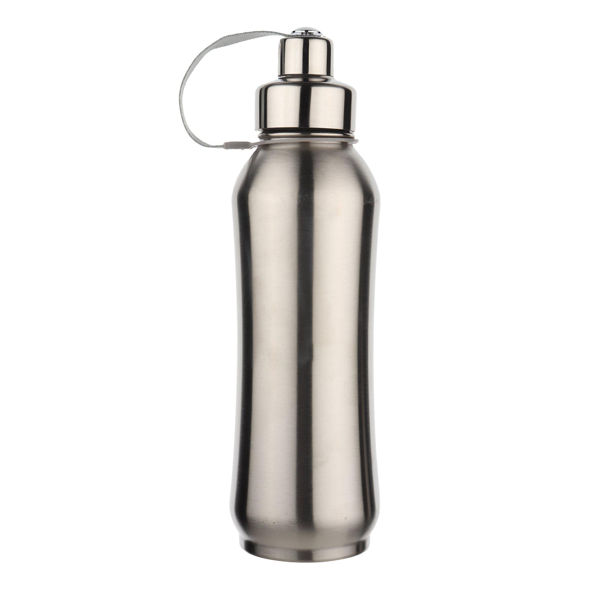 Plain Sports Stainless Steel Water Bottle