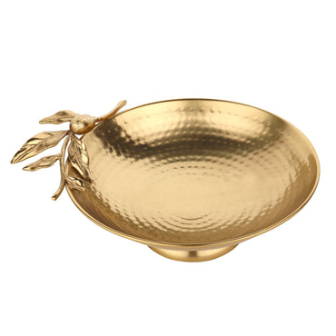 Antique Style Copper Gifting Hamper Plates