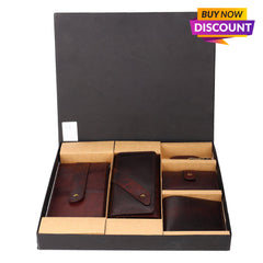 Couple Wallet Combo Gift Set