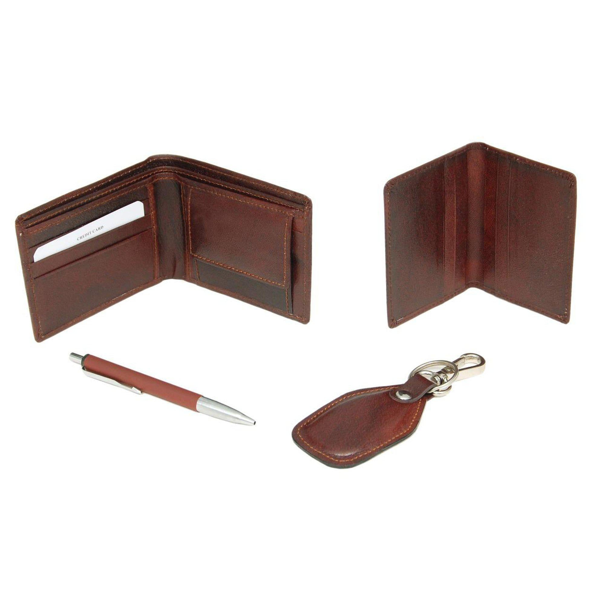 Leather Gifting Set for Men