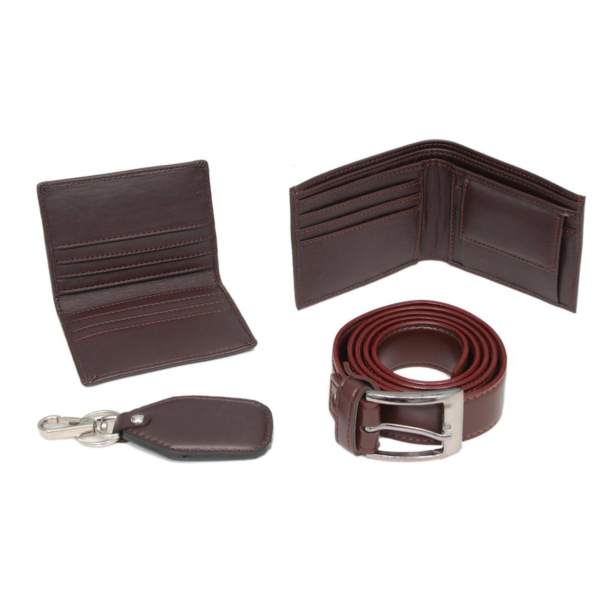 Leather Combo Gifting Set for Men